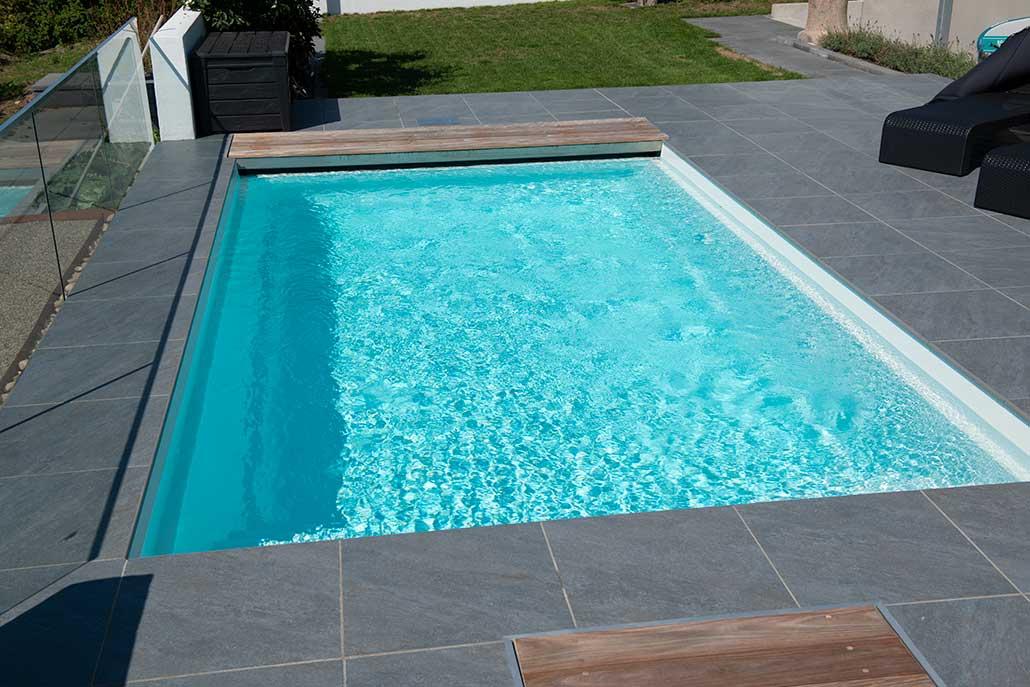 Pool från Neptun