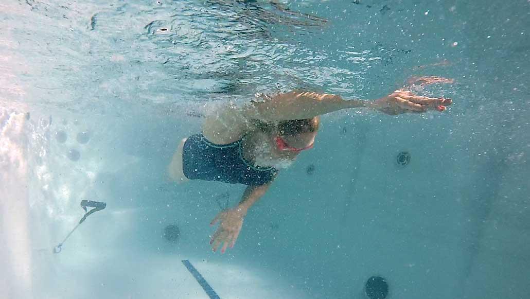 Swimspa från Neptun